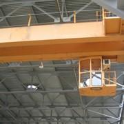 Модернизация кранов с применением частотно-регулируемого привода.Капитальный ремонт фото