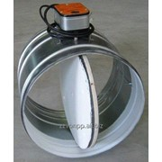 Клапан противопожарный огнезадерживающий КПП-1В фото