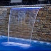 Стеновой водопад Aquaviva с LED подсветкой фото