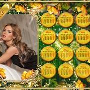 Изготовление календарей в Алматы фото