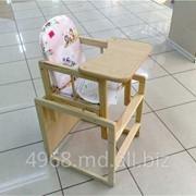 Стул-стол дерев 11S фото