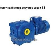 Червячный мотор-редуктор серии BS фото