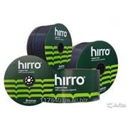 Капельная лента, Hirro Tape 6 милс, 10см-20см, 1 л/ч, Бухта3000м фото