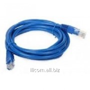 Патч-корд GP-Link 3 м UTP cat.5E,24AWG copper conductor Yellow,Red,Grey,Blue. фото