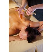 Медовий масаж фото
