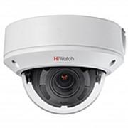"IP камера HiWatch DS-I258 (2.8-12 mm) (2.8-12 mm) (CMOS 1/2.8"", 1920 × 1080, H.264, MJPEG, Onvif, LAN, PoE) фото"