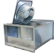 Вентиляторы для прямоугольных каналов KE 40-20-4 SYSTEMAIR Кишинев фото
