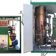 Установка для обработки трансформаторного масла УВМ-10М, далее по тексту установка, предназначена для дегазации, очистки от механических примесей, азотирования и нагрева трансформаторного масла, заливаемого в силовые трансформаторы напряжением до 1150 кВ фото