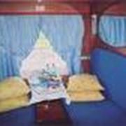 Вагоны пассажирские железнодорожные купейные фото