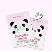 Осветляющая маска для глаз от темных кругов PANDA'S DREAM EYE PATCH фото