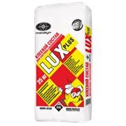 Клей д/сист. теплоизоляции Люкс Плюс КС (для приклеивания и армирования пенопласта или мин. ватных плит ), 25 кг. фото