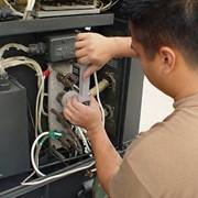 Монтаж и установка дизельных и бензиновых генераторов фото