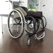 Инвалидная коляска активного типа фото