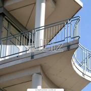 Решетки балконные фото