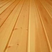 Вагонка кедр, 18х105х6000 (А-В) фото