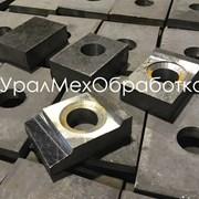 Накладка крановых рельс КР-100 фото