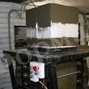 Автоматизированная линия производства теплоблоков фото