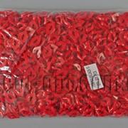Губки красные 2,0см/ 500шт (10) 570528 фото