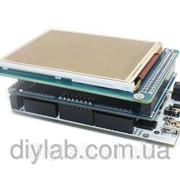 Перехідник для TFT LCD дисплеїв для Arduino MEGA фото