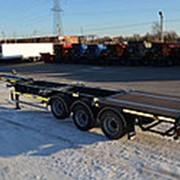 Тонар-974623 полуприцеп-контейнеровоз фото