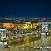 """Фотообои: """"Ночной Будапешт 2"""" фото"""