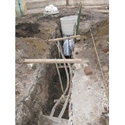 Проектирование и монтаж наружных сетей канализации фото