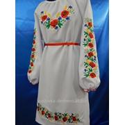 Вишете плаття фото