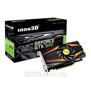 Inno3D GeForce GTX 950 HerculeZ Gaming OC 2GB GDDR5 27172 фото