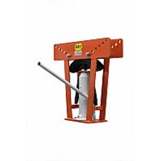 Трубогиб ручной гидравлический STALEX HB-12 фото