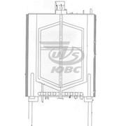 Резервуар вертикальный с паровым и электрическим нагревом РВППЭ-0,3-3Т.К.65Р фото