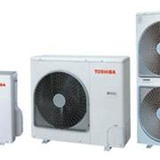 Кондиционеры полупромышленные Toshiba Digital Inverter Наружные блоки 2 и 3 серий фото