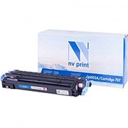 Картридж NV Print Q6003A/707M для HP фото