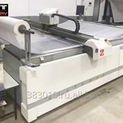 Автоматический раскройные комплекс конвейерного типа для раскроя рулонных материалов Investronica модель CV040 Quartz Испания Б/У фото