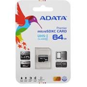 Карта памяти A-DATA 64GB Class10 без адаптера micro SDXC фото