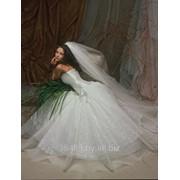 Платье свадебное Горный хрусталь фото