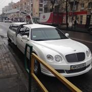 Аренда Лимузина Bentley flying spur фото