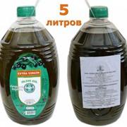 Оливковое масло первого отжимаExtra Virgin 5,0 L фото