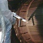 Очистка оборудования по производству минеральной ваты фото