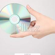 Компакт диски фото