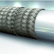 Шланги (РВД) высокого давления PTFE (TF100/200). Можно использовать для компрессоров, в системах с высокой температурой рабочей жидкости (пар, масло, вода) фото