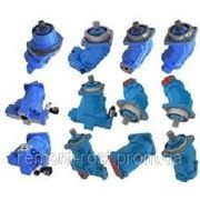 Гидромоторы и гидронасосы применяемые на коммунальных машинах фото