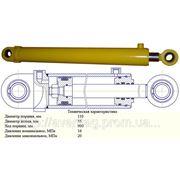 Гидроцилиндр ГЦ-110.55.900.250.00 фото