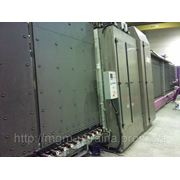 Стеклопакетная линия Lisec 2000Х2500 с роботом герметизации фото