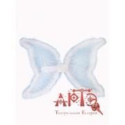 Крылья карнавальные бабочки с боа фото