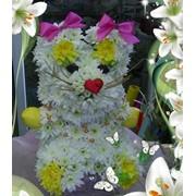 Эксклюзивные цветочные композиции фото