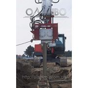 Вибропогружатель OVR S-80 фото