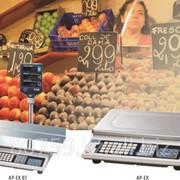 Весы торговые модель AP-M и AP-EX фото