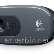Веб-камера Logitech C270 HD (960-000636), код 7692 фото