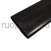 Клеевая 160. 0 / 50. 0мм (3:1) 1м термоусадка черная REXANT фото