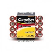 Батарейки Camelion AA LR6-PB24 - alkaline Plus - комплект - 24 штук фото